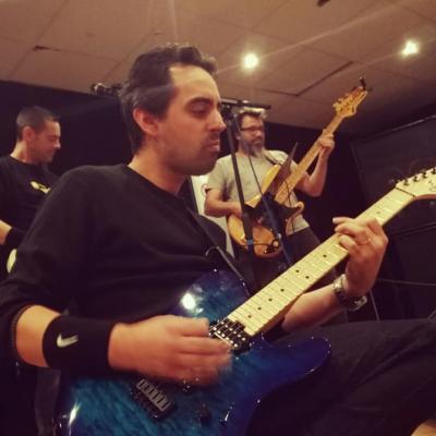 Resumption en studio - novembre 2018
