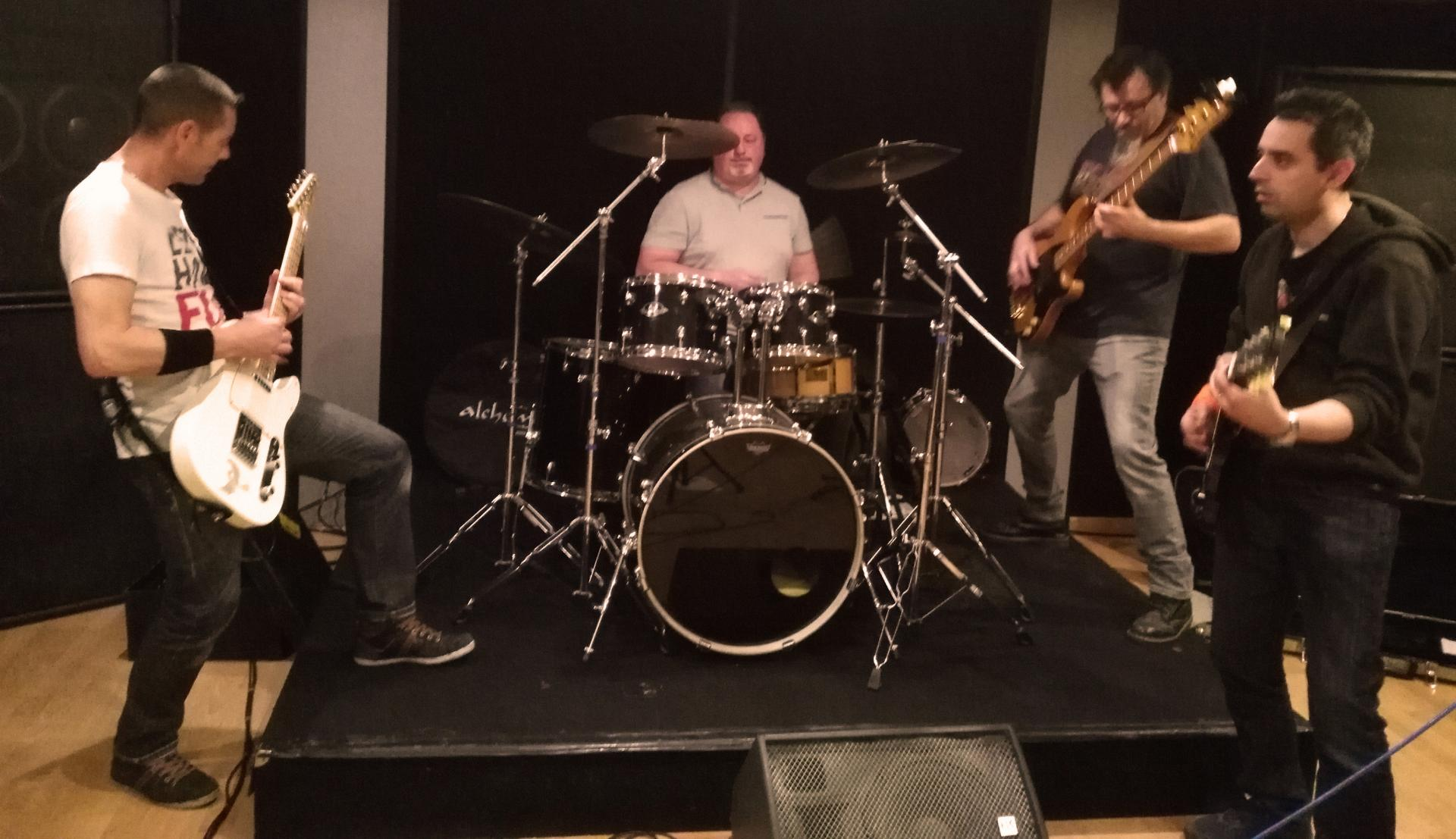 Resumption en studio - 2019