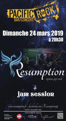 Affiche pacific rock24032019bd